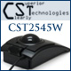Clearly Superior Technologies (L-Trac) Laser Trackball CST2545W