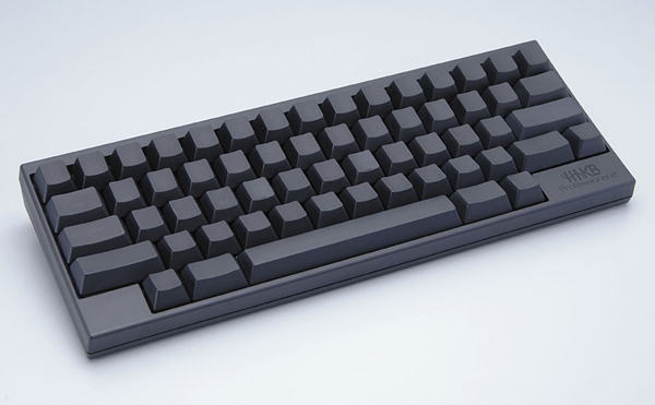 Happy Hacking Keyboard Professional2 英語配列 無刻印モデル USB 墨